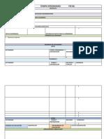 Formato-planeación. Nuevo Modelo