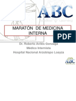 Maratón de Medicina Interna