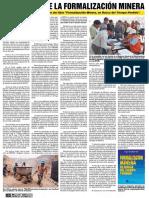 Formalizacion Minera - Revista Mundo Minero
