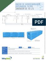 Detalle Camara de Inspeccion