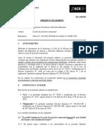 OPINION 037-19 OSCE