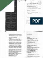 11 - Freud - Psicologia de Las Masas y Analisis Del Yo(42 Copias)