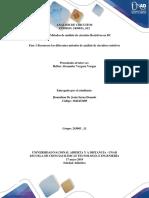 Unidad2 metodo de analisis de circuitos resistivos en DC