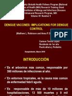 Dengue Vacuna