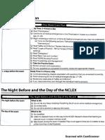 One Month Cram Plan Nclex_1