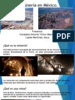 La Mineria en Mexico. Exposicion
