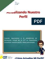 1 - Perfil y Actualizar Datos (1)