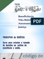 Principios Da Bioética