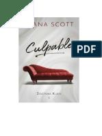 Scott Diana - Doctora Klein 01 - Culpable