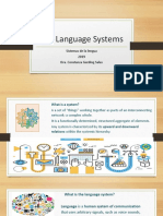 the Language Systems