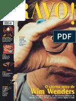 Reportagem - o Cinema Novo de Wim Wenders