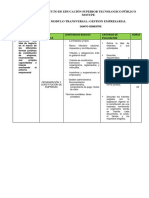 Modulo Trasversal-gestion Empresarial