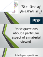 3 - The Art of Questioning