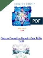 """Sistema Grial TäRA Reiki """"Los Hijos Del Grial"""""""