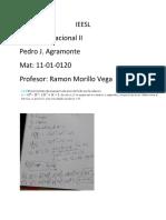 Probando PDF