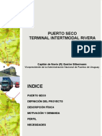 Foro Cartagena08 Uy Puerto Seco