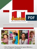 Programas Sociales Peru