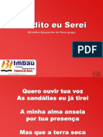 Document.onl Bendito Serei