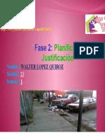 Lopezquiroz Walter M23S1A2 Planificacionjustificacion