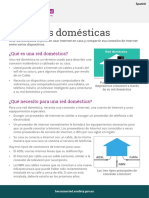 BeConnected Tipsheet Topic8 Course2 Homenetworks 01 Spanish
