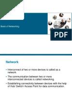 Week1.1-Basic of Networking