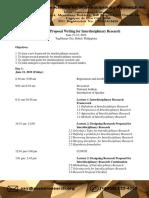T_Program (June 2019)