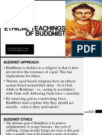 Ethical Teachings of Buddhist (6)