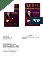 Libro mujer repocisionate