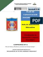 PLAN DE CAPACITACIÓN DOCENTE 2017 AIP.doc