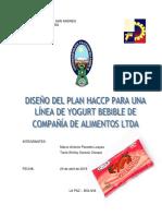 Proyecto Haccp a Medias