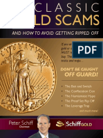 Schiff Gold Scams Report 1409