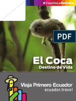 Viaje de La Semana-el Coca-Ecuador