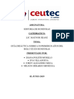 Ceutec-Guía Didáctica_Primeros Años Del Siglo XX en Honduras(1)