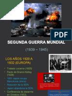 6. Segunda Guerra Mundial