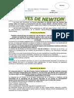 Actividad Leyes de Newton