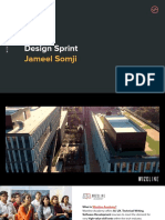 [UX Sessions Vietnam] - 'Design Sprint Workshop' by Jameel Somji
