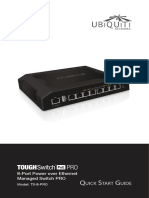Toughswitch Poe 8-Port Qsg