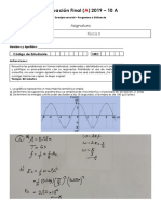 Física Ii_tipo a Examen Final 2019-10