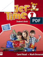 Tiger Time 1 Students Book