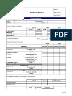 Formato Resumen Del Proyecto