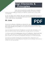CPAR Elements of Design