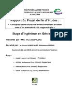 282354388 Rapport PFE Genie Civil
