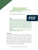 Martinic (2005) - Principios Culturales de La Demanda Social Por Educación. Un Análisis Estructural