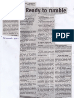 Daily Tribune, June 3, 2019, Ready to rumble.pdf