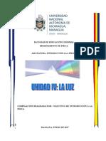 Documento Unidad 4 - La Luz FINAL