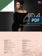 Booklet Aida Garifullina