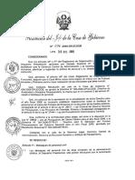 Resolucion_001 Destaque 2005 Peru