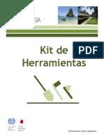 Kit de Herramientas Verdes