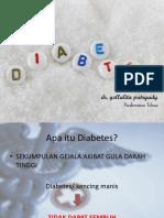Penyuluhan Diabetes Yollaaa