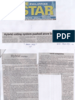 Philippine Star, June 3, 2019, Hybrid voting system pushed anew by lawmakers.pdf